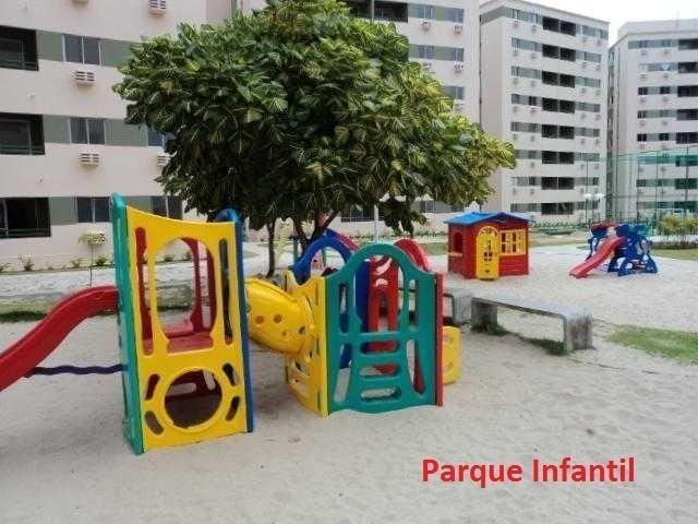 Otimo apartamento em condominio fechado em Candeias RL - Foto 16