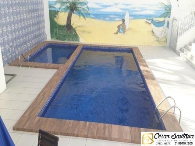 Alugo apartamento 3/4 no Stiep   90 m²  Aluguel R$2.260,00 com taxas - Foto 5