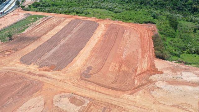 Terreno 250 metros Entrada só 8.423,42 mais 180 parcelas Campinas px ao Shopping - Foto 9