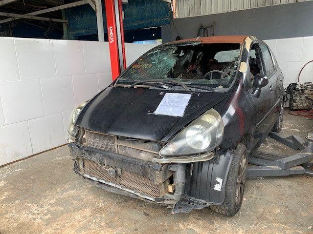 Honda Fit 2005 1.4 Sucata para retirada de peças