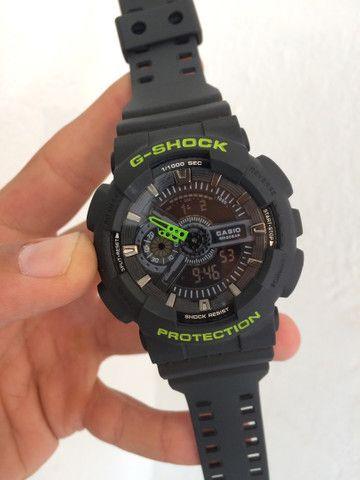 Relógio Casio G-Shock GA-110(A prova d?água) - Foto 2