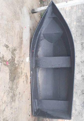 Barco de fibra 3,10 x 1,15 cm - Foto 3