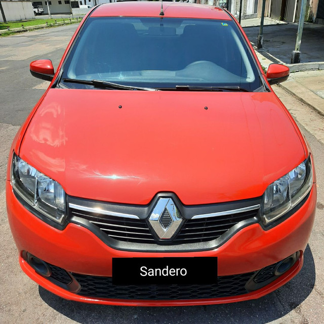 Renault Sandero Hatch 1.0 2015 - Foto 4