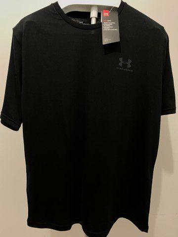 Camiseta Under Armour Original M e G