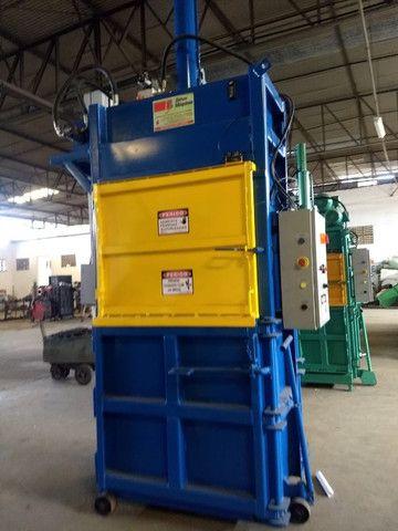 Prensa Enfardadeira Hidráulica Vertical para Reciclagem - Foto 2