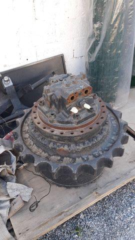 Motor de tracao da escavadeira komatsu  - Foto 2