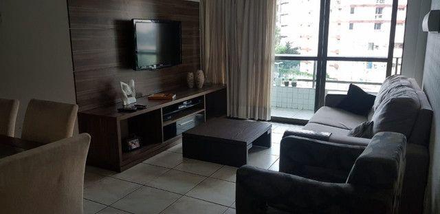 Apartamento com 3 quartos, 98,4 m²! Excelente acabamento e localização!