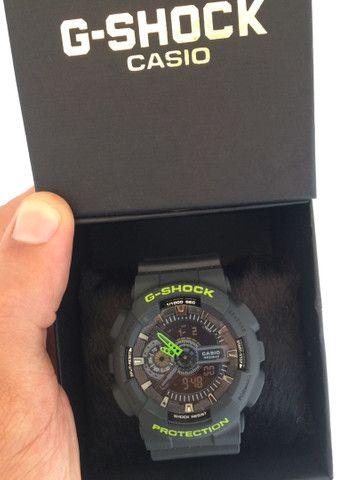 Relógio Casio G-Shock GA-110(A prova d?água) - Foto 4