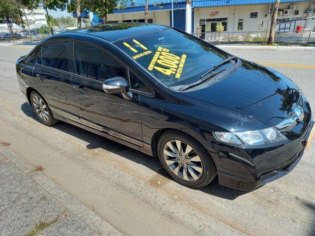 Honda New Civic 2011 lxl.raridade.Financiamento sem entrada - Foto 7