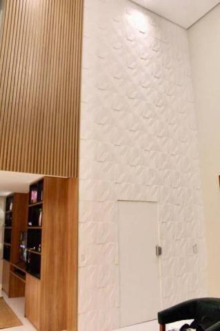 Maravilhosa casa de condomínio com 4 suítes Alphaville Litoral Norte 1 Camaçari BA - Foto 15