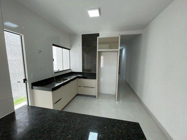 Casa para venda possui 100 metros quadrados com 3 quartos em Setor Três Marias - Goiânia - - Foto 3