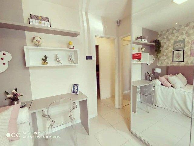Apartamento para venda possui 58 metros quadrados com 3 quartos em Passaré - Fortaleza - C - Foto 6