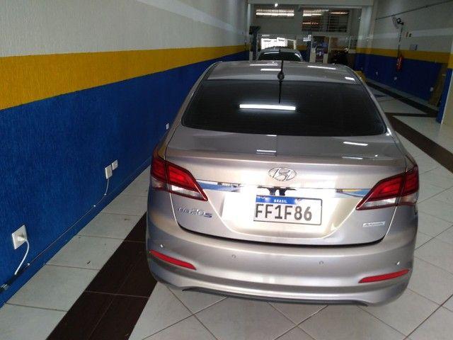 Hyundai HB 20 sedan 1.6  Premium sedan automático 2018  - Foto 9