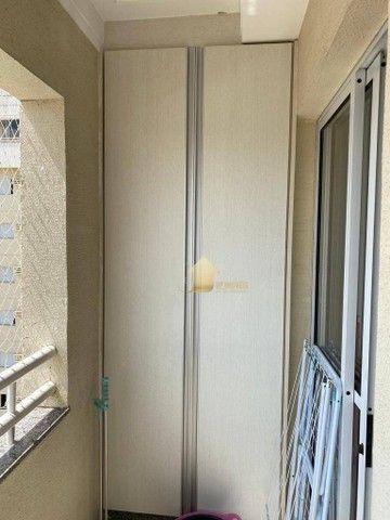 Apartamento com 2 dormitórios à venda, 70 m² por R$ 425.000,00 - Dom Aquino - Cuiabá/MT - Foto 17