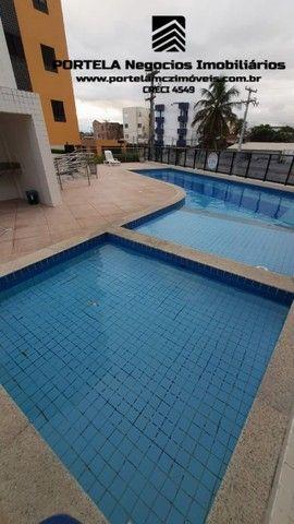 Apto Beira Mar no Trapiche, 3/4, suíte, varanda, despensa, wc serviço, 2 vagas. - Foto 2