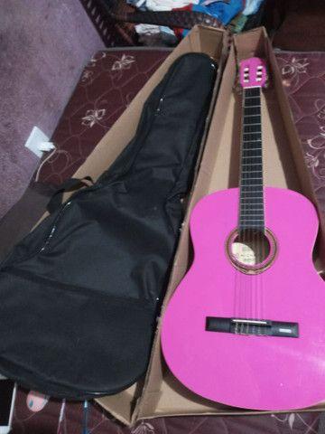 Vendo violão da michael - Foto 5