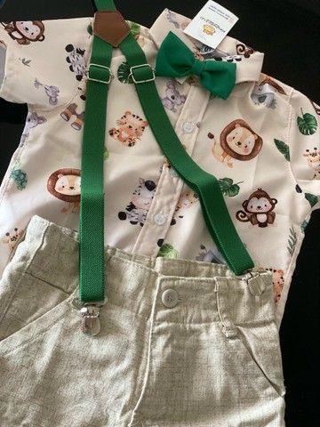 Roupa temática para o aniversário do seu filho roupa bebê
