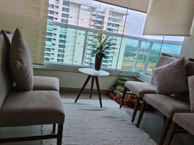 Apartamento Condomínio Brasil Beach Torre 138m2, sol nascente