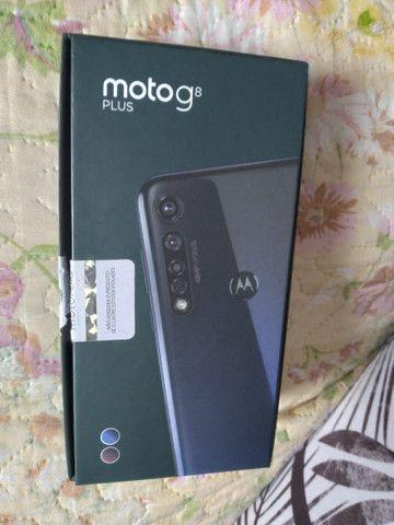 Motorola moto G8 plus azul Zafira - Foto 5