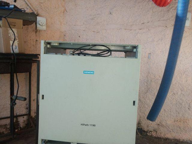 PABX Siemens hipaty 1190 - Foto 3