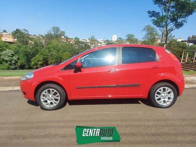 FIAT PUNTO HLX 1.8 8v 4P 2008 - Foto 3
