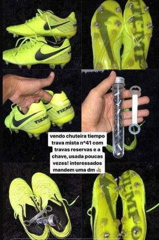 Chuteira Tiempo Nike Oficial