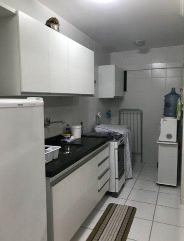 Alugo apartamento 2/4 mobiliado na Jatiuca - Foto 6