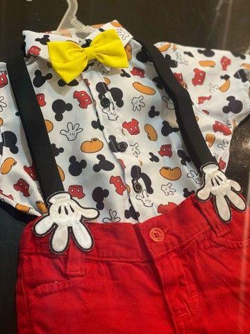 Roupa temática para o aniversário do seu filho roupa bebê  - Foto 3