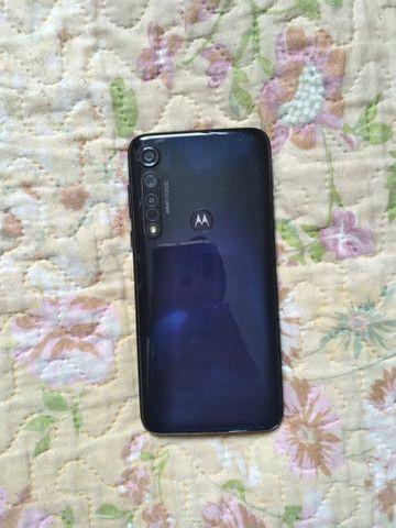 Motorola moto G8 plus azul Zafira - Foto 2