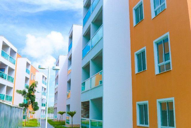 Apartamentos com 2 quartos e lazer completo no Eusébio - Ultimas Unidades