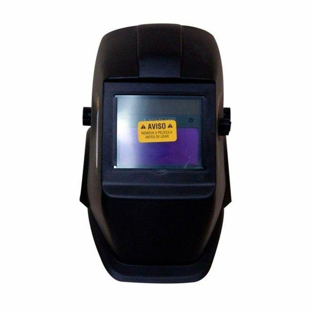 Máscara De Solda Lynus MSL-5000 Escurecimento Automático - Foto 3
