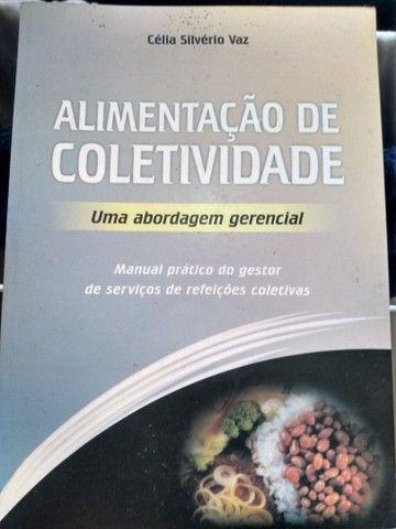 Livro nutrição de coletividade