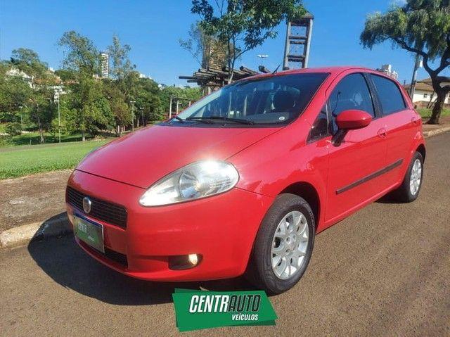 FIAT PUNTO HLX 1.8 8v 4P 2008