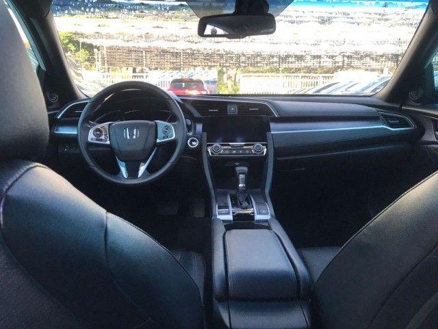 Honda Civic Touring 1.5 Turbo Aut Ano 2017 - Foto 13