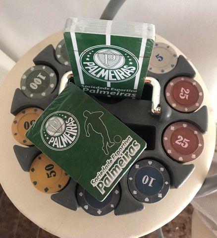 Jogo de poquer e baralho - Foto 2