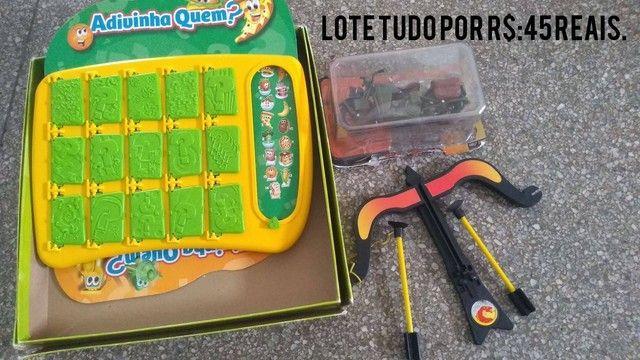 Desapego de Brinquedos novos e semi novos. - Foto 5
