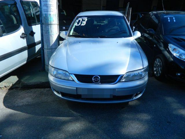 CHEVROLET VECTRA SEDAN CD 2003 AUT GNV 2.2