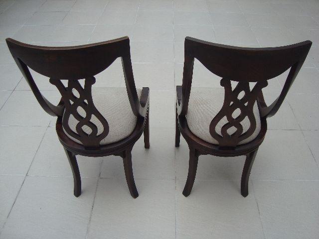 Conserto de Cadeiras de Madeira - Foto 4