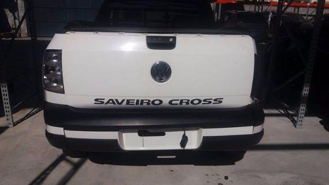 Peças usadas VW Saveiro Cross 2012 1.6 flex 104cv manual