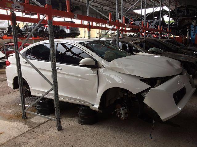 Peças usadas Honda City 2015 1.5 16v flex 116cv câmbio automático - Foto 3