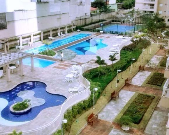 Apartamento 3 dorms Bairro Campestre - Santo André/SP