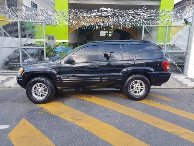 Beautiful Jeep Grand Cherokee V8 Nova Aceito Troca Liga