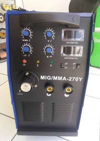 Inversora MIG 270Y Leden/Htlong