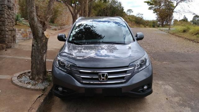 Good Honda CR V   4WD, Teto Solar. Top De Linha!