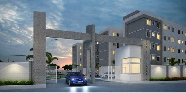 Eco Fit, Apartamentos de 2 quartos a 500 metros da Washington Soares