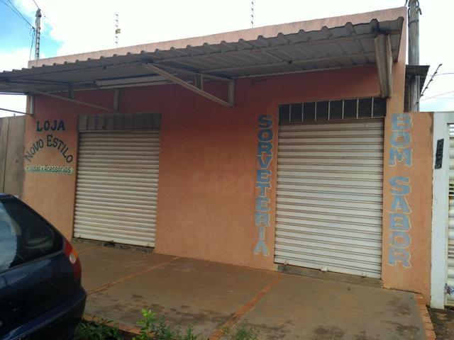 Vende casa no Tijuca aceito proposta carro e chácara próximo campo grande