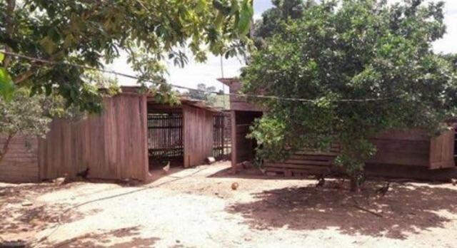 Chácara 6.3 hectare no Km15 da Estrada de Porto Ac
