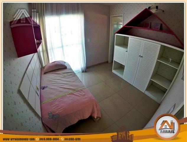 Vendo casa duplex em condomínio c/ 3 suítes no Eusébio - Foto 17