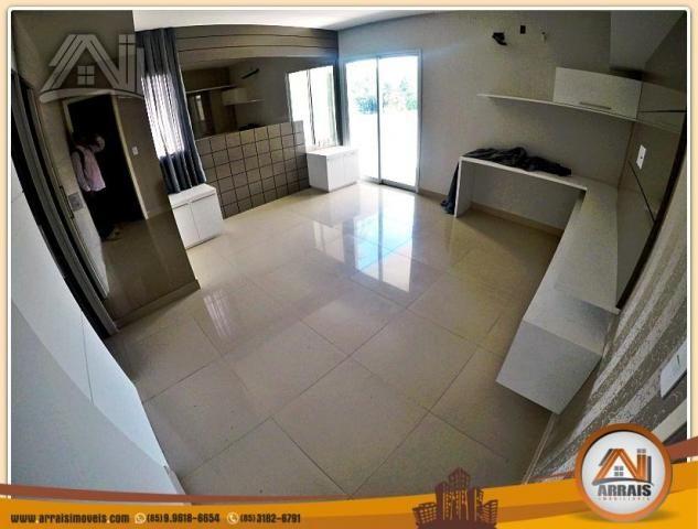 Vendo casa Duplex em Condomínio c/ 3 suites no Eusébio - Foto 12