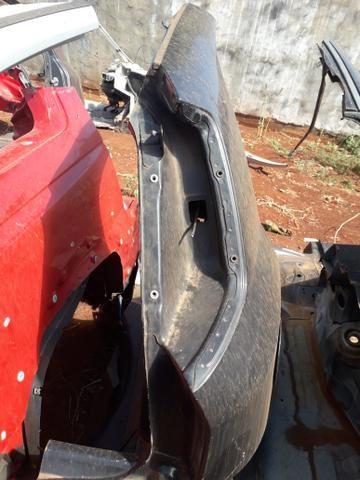 Lateral traseira direita Fiat Punto usado original - Foto 2